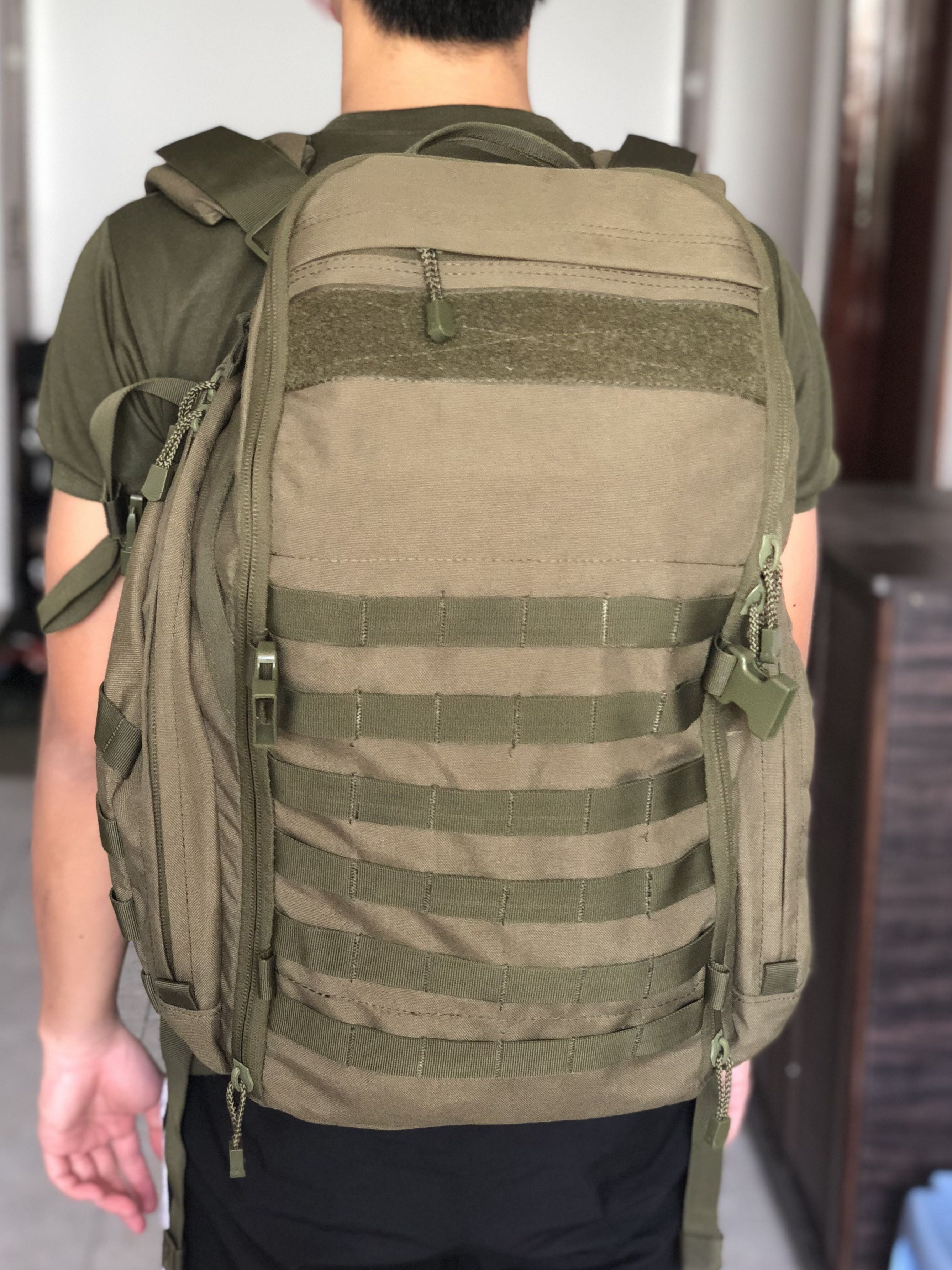 Condor- Bison Backpack (Army green colour), Men s Fashion, Bags   Wallets,  Backpacks on Carousell 16b75c14c32