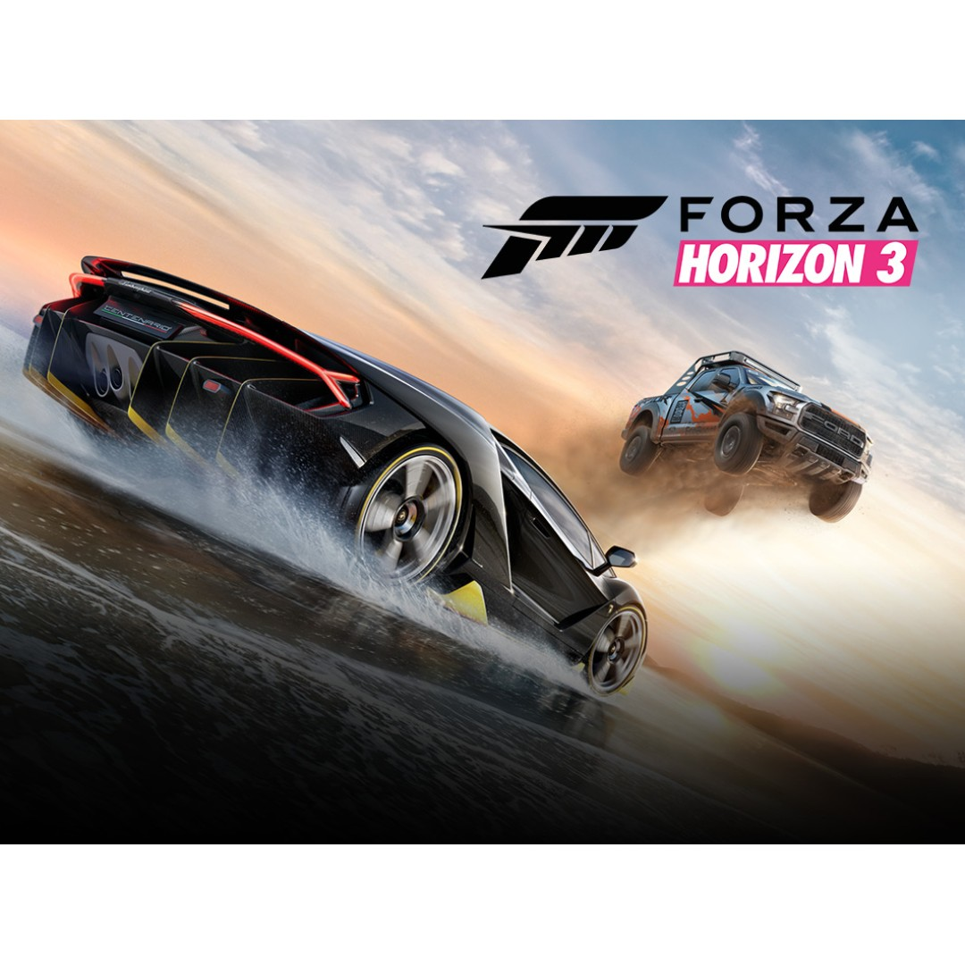 Forza Horizon 3 PC/XBOX LIVE