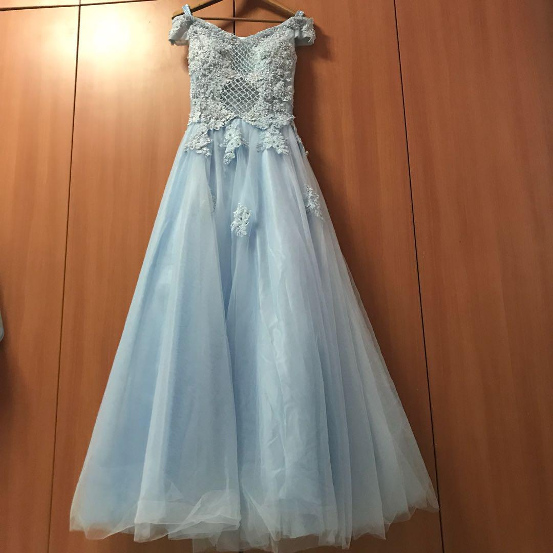 Gown Sale Rental Women S Fashion Clothes Dresses Skirts On Carousell,Wedding Guest Formal Dress Men