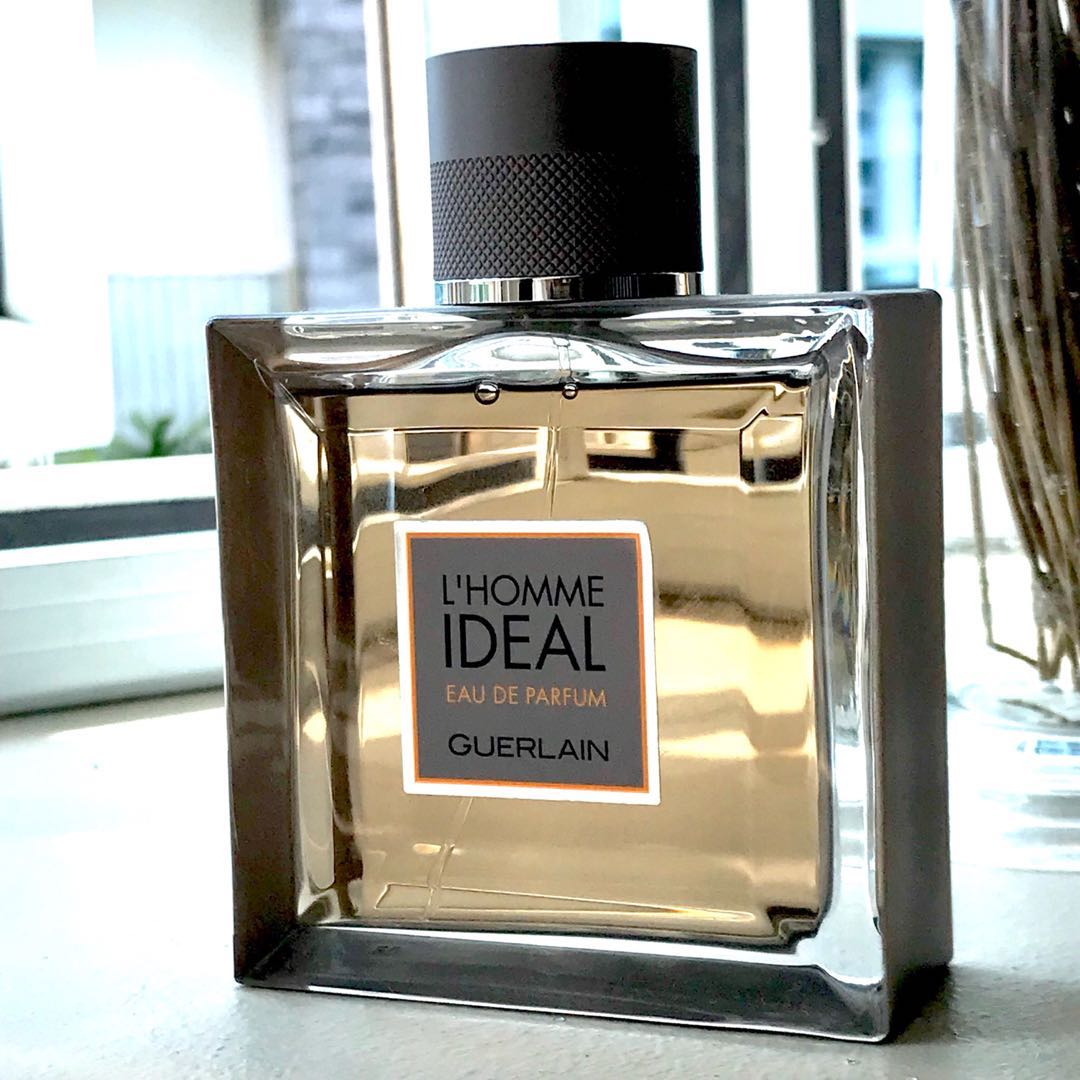 Guerlain Lhomme Ideal Eau De Parfum Health Beauty Perfumes