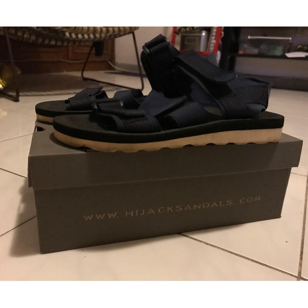 Hi Jack Sandals   KYOTO NAVY   Size 40 b0680c4dec