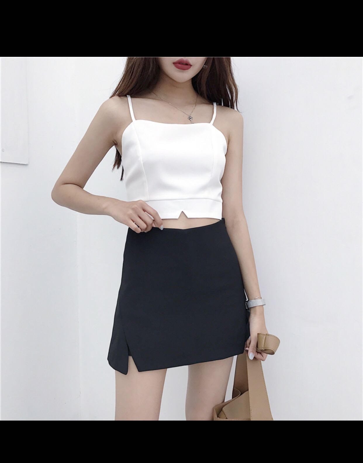 ddd82455d INSTOCK] korean style black skirt, Women's Fashion, Clothes, Dresses ...