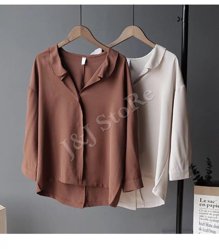 JR0265 - 雪紡恤衫