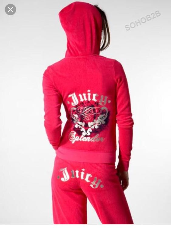 Women's Clothing Juicy Couture Tracksuit Activewear
