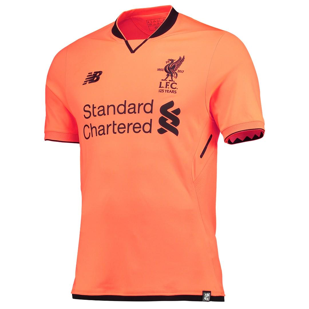 new product 1f3b4 50ffd Liverpool Jersey, Sports, Sports Apparel on Carousell