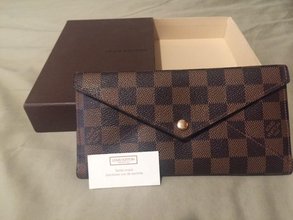Louis Vuitton Damier Origami Wallet On Carousell