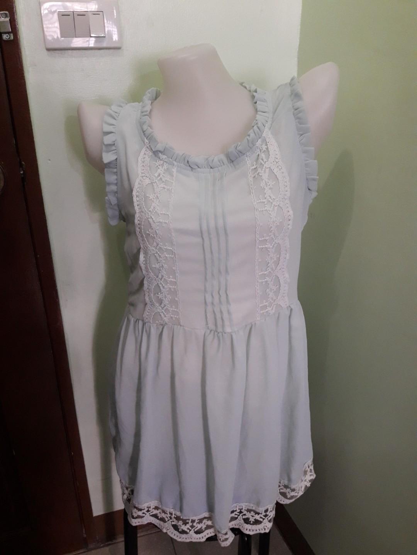 8671b73ff5c1 Mint green dress