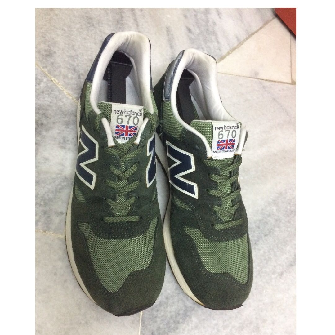 0c53fc81ea5 New Balance 670 (Made in England)