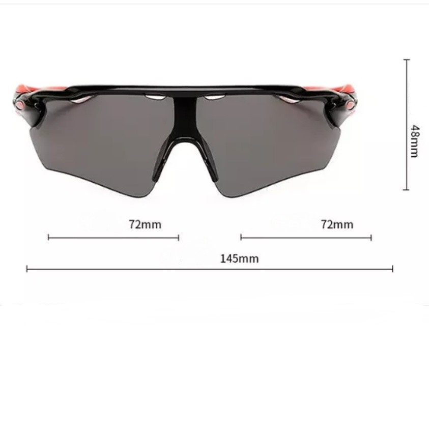 a08cc72938 Night or Low Light Sports Glasses (with Free Case) - Light Tint Polarized