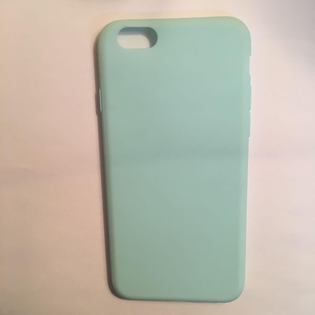 low priced a9ddd 07e53 Pastel blue phone case