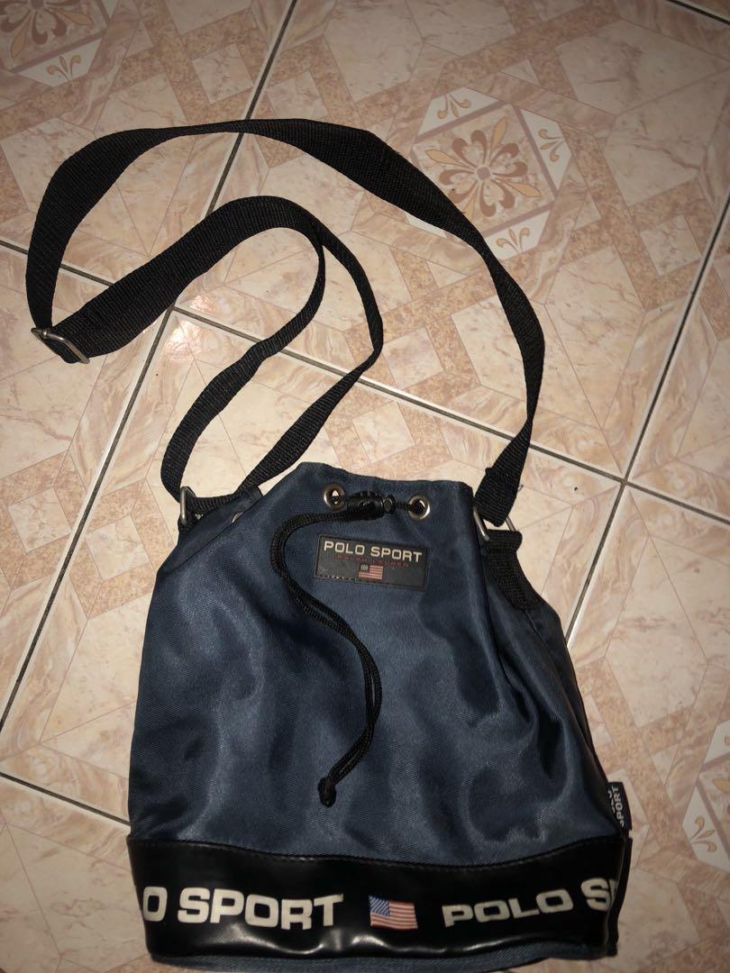 Polo Sport Ralph Lauren Sling Bag Vintage 272a7ccc73bea
