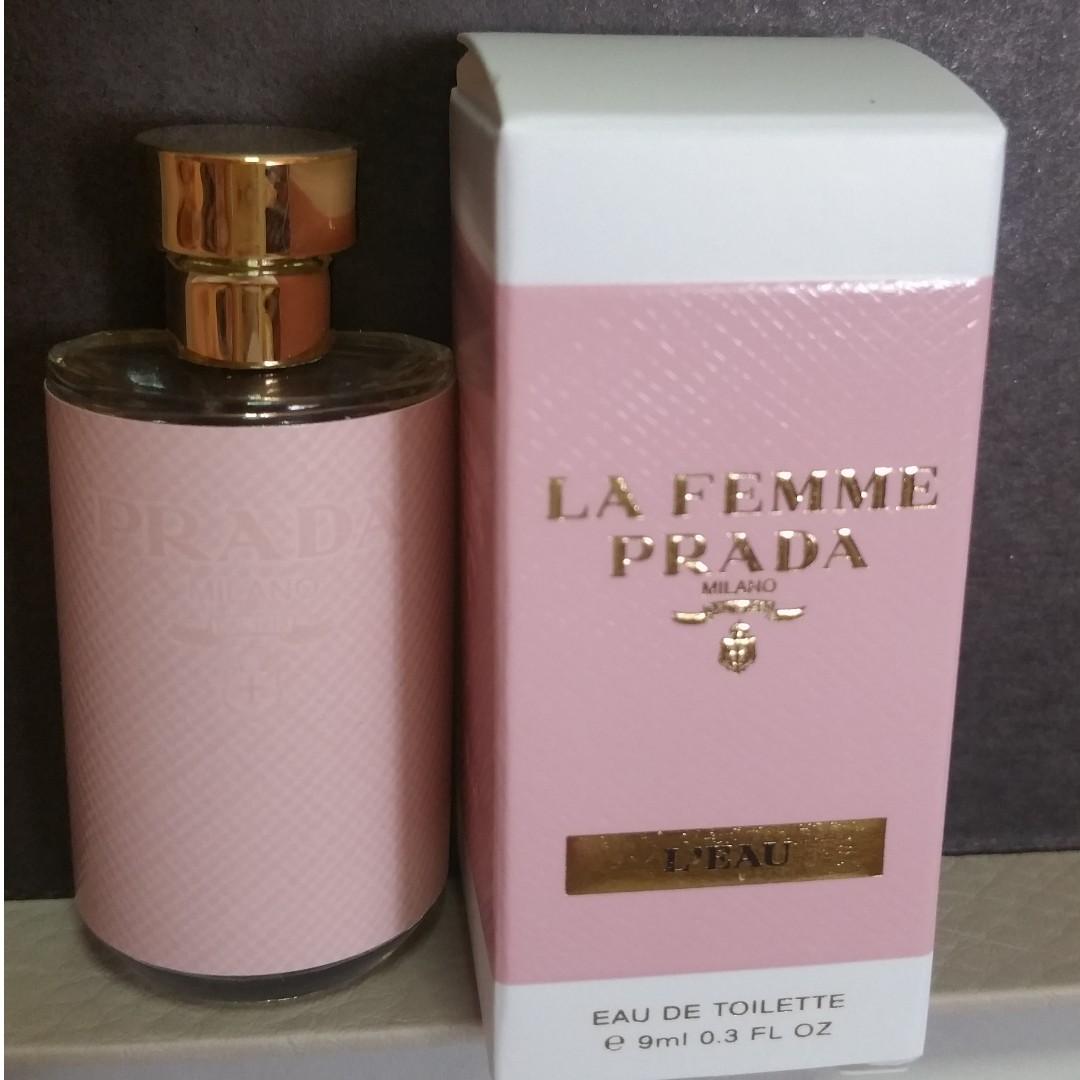 Prada Miniature La Femme (L'eau) 9ml