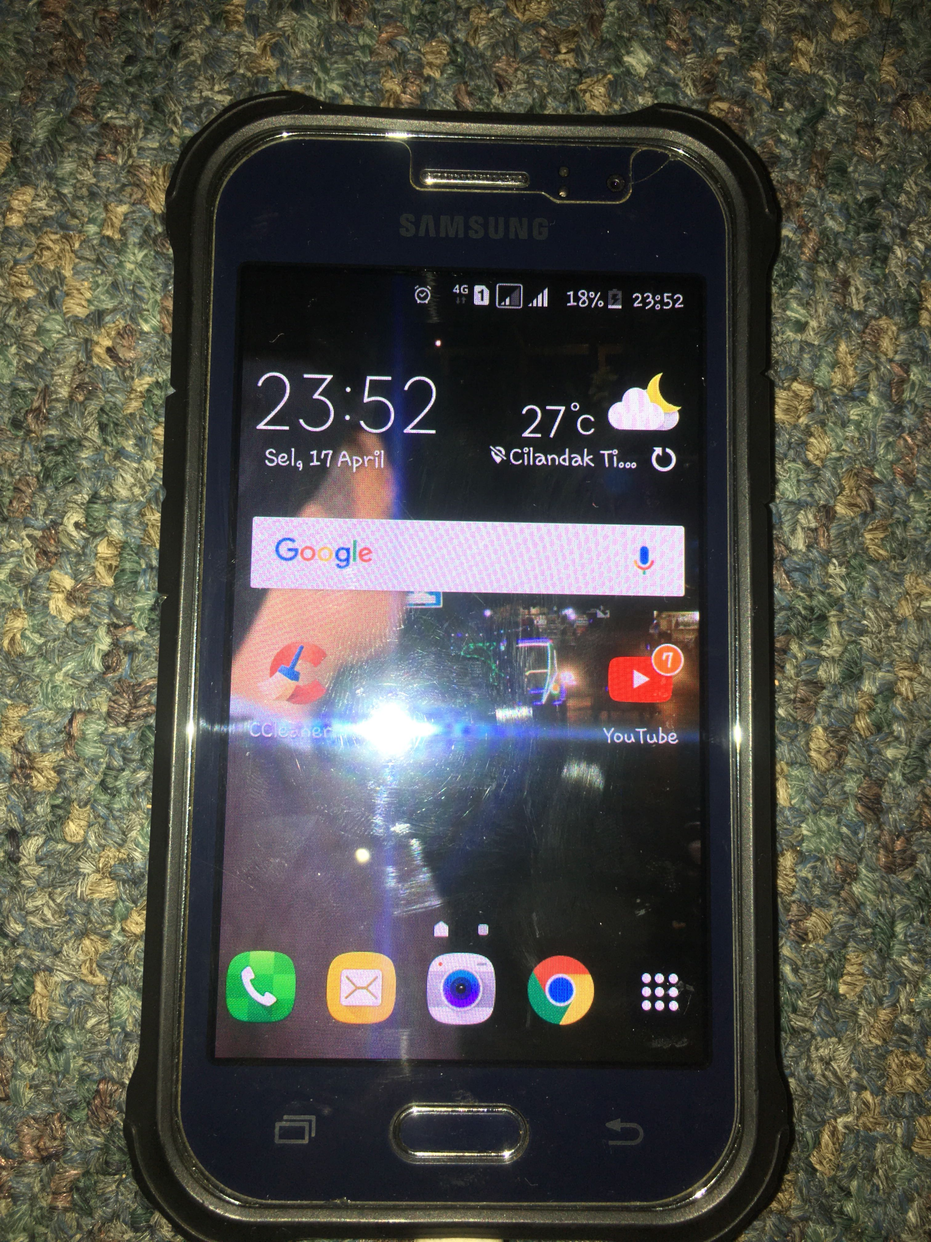 Samsung Galaxy J1 Ace 2016 8Gb MicroSD 8gb Mobile Phones Tablets Android On Carousell