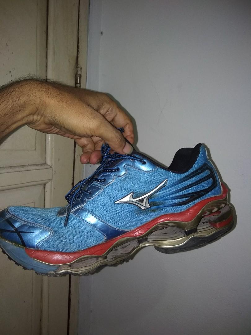 new concept f881d 88050 Sepatu running mizuno wave prophecy 2, Men's Fashion, Men's ...