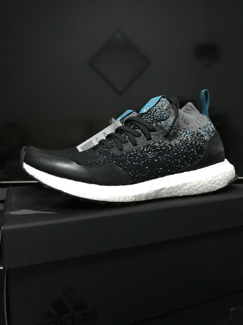 uk availability ef769 09b5d Solebox x Packer x adidas UltraBoost Mid