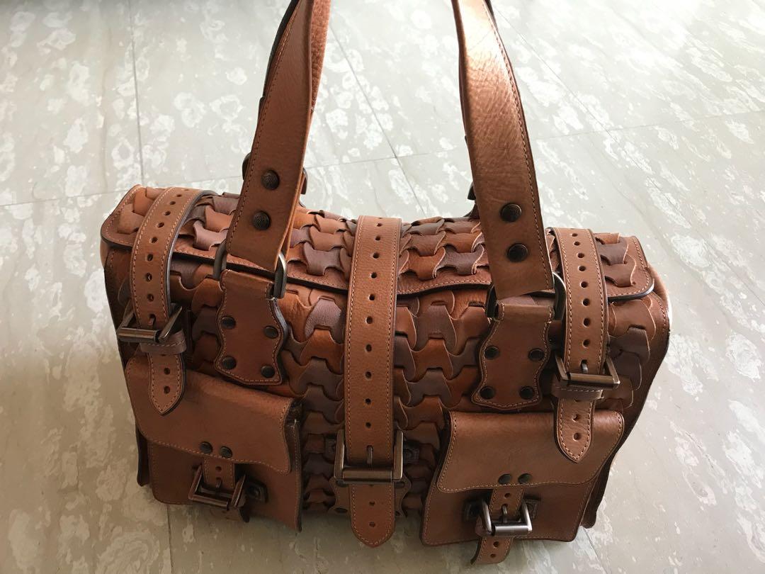 6334e9c39a ... cheapest tan leather mulberry handbag womens fashion bags wallets  handbags on carousell 38c56 5bb5d