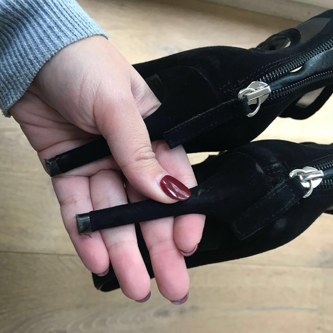 Wittner strapping heels