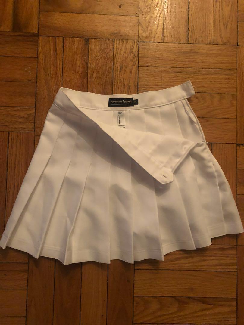 XS American Apparel Tennis Skirt