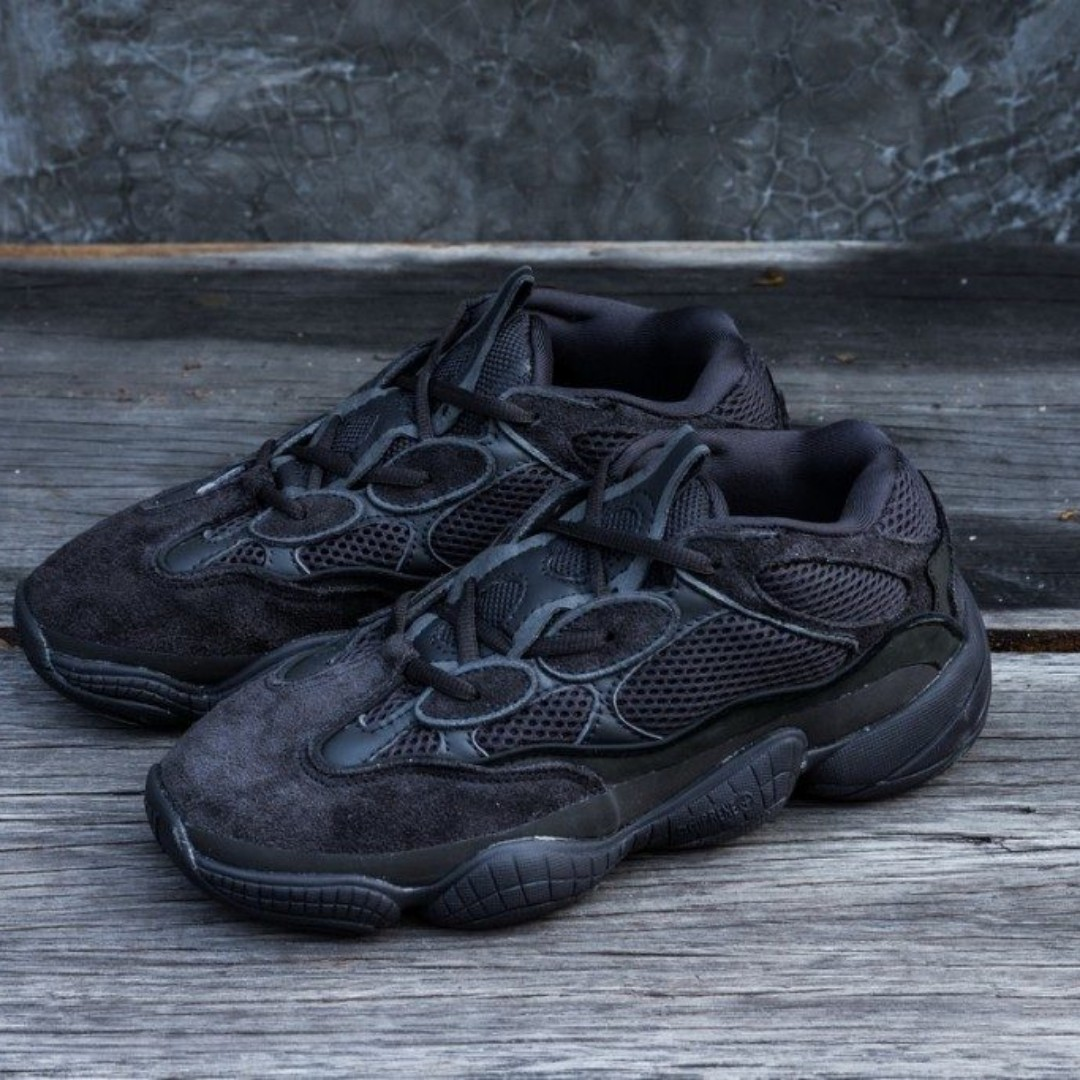 newest b4ad1 ccd68 Yeezy 500 Utility Black US10 and 10.5 (Retail Price*)