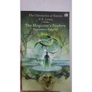 Novel Narnia: Keponakan Penyihir