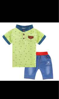 BRANDED - Cool Baby suit