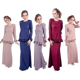 Ameerazaini Madison in Rosy Brown