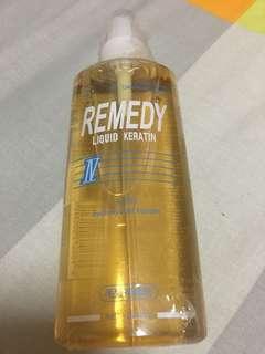 Liquid Keratin hair treatment