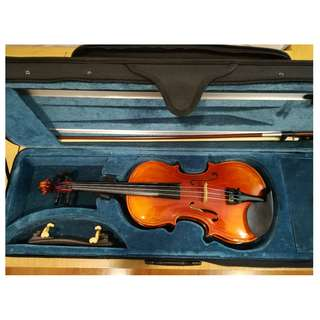 3/4 Size China Handcrafted violin