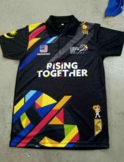 Sukan SEA Rising Together Shirt
