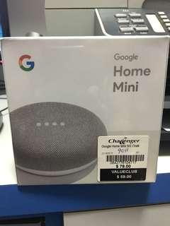 Google Home Mini - BNIB