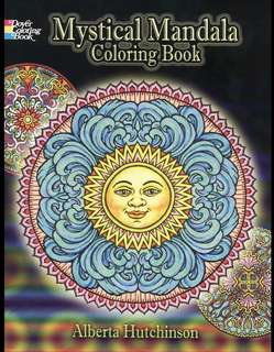Mistical Mandala Coloring Book
