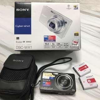 🚚 Sony DSC-WX1 (黑)