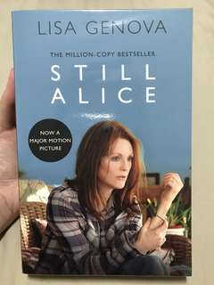 Still Alice by Lisa Genova (The Million-Copy Bestseller)