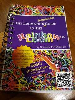 Rainbow Loom guide book