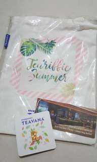 Starbucks Teavana Bag