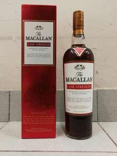 Macallan Cask Strenght