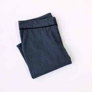 🖤 Warehouse Gray Plaid Trouser
