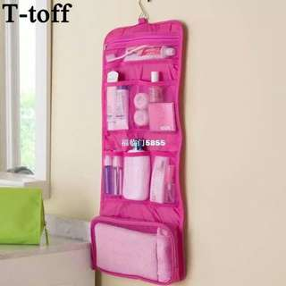2in1 Purpose (Wall Organizer/Travel Pouch)💛