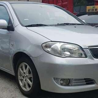 2010年Toyota Vios