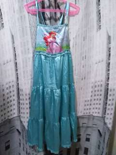 Disney Princess Satin Dress