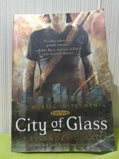 The mortal instruments : City of glass