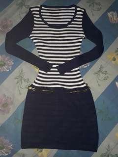 Dress knit import