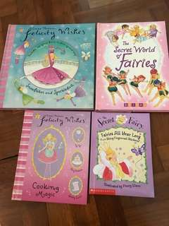 🚚 Fairy 🧚♀️ book set