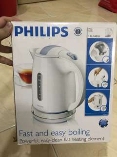 Philips water boiler