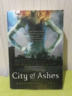 The mortal instrument : City of Ashes