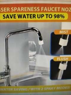🚚 Water saving nozzle