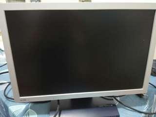 BenQ 22吋螢幕零件機