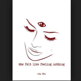 (ebook) she felt like feel nothing by R.h sin