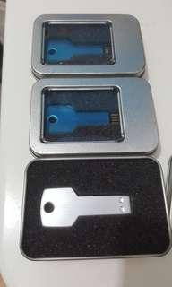 Key shape Thumbdrive (8GB)