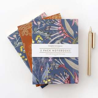 Notebook Botanical Print
